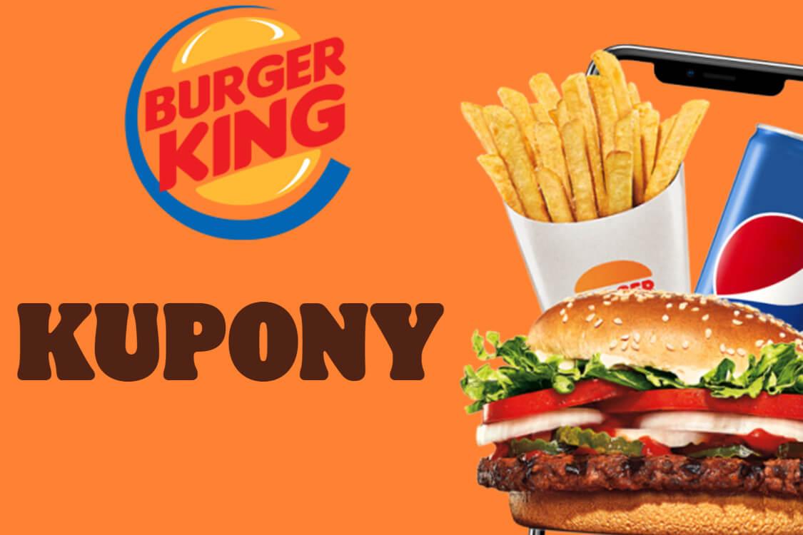 :  Nowe kupony Burger King