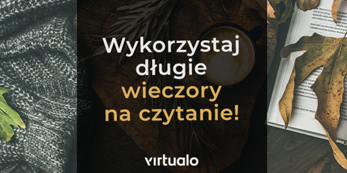 Virtualo.pl: -10% z newsletterem 11.12.2020