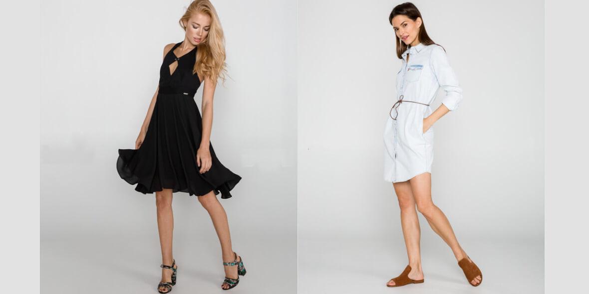 na sukienki i spódnice