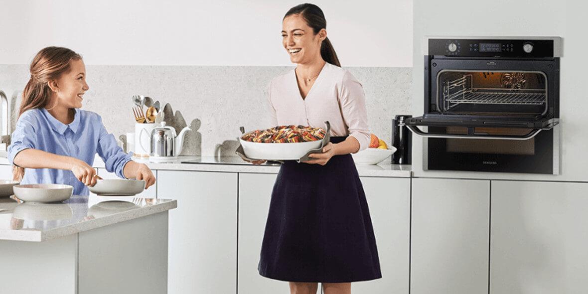 za piekarnik Dual Cook Flex