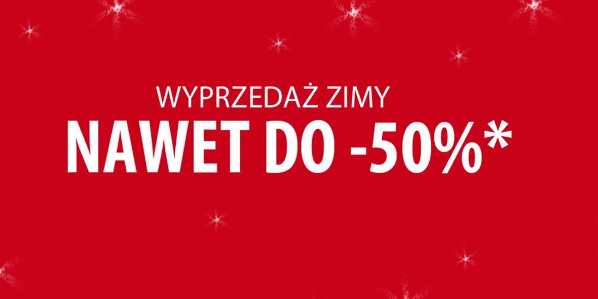 City Sport: Do -50% na zimowej wyprzedaży 23.02.2021