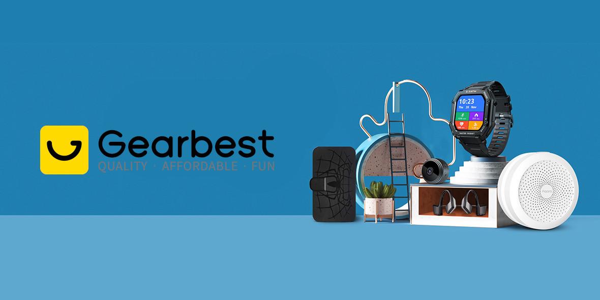 Gearbest.com: Kod: -10% na wszystkie produkty