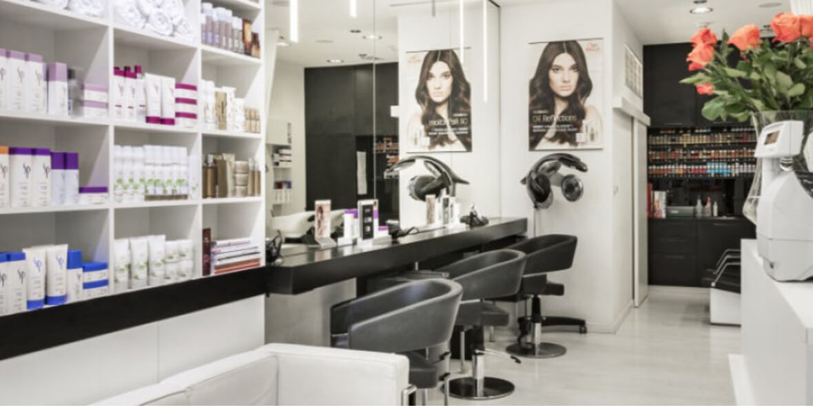 na usługi fryzjerskie