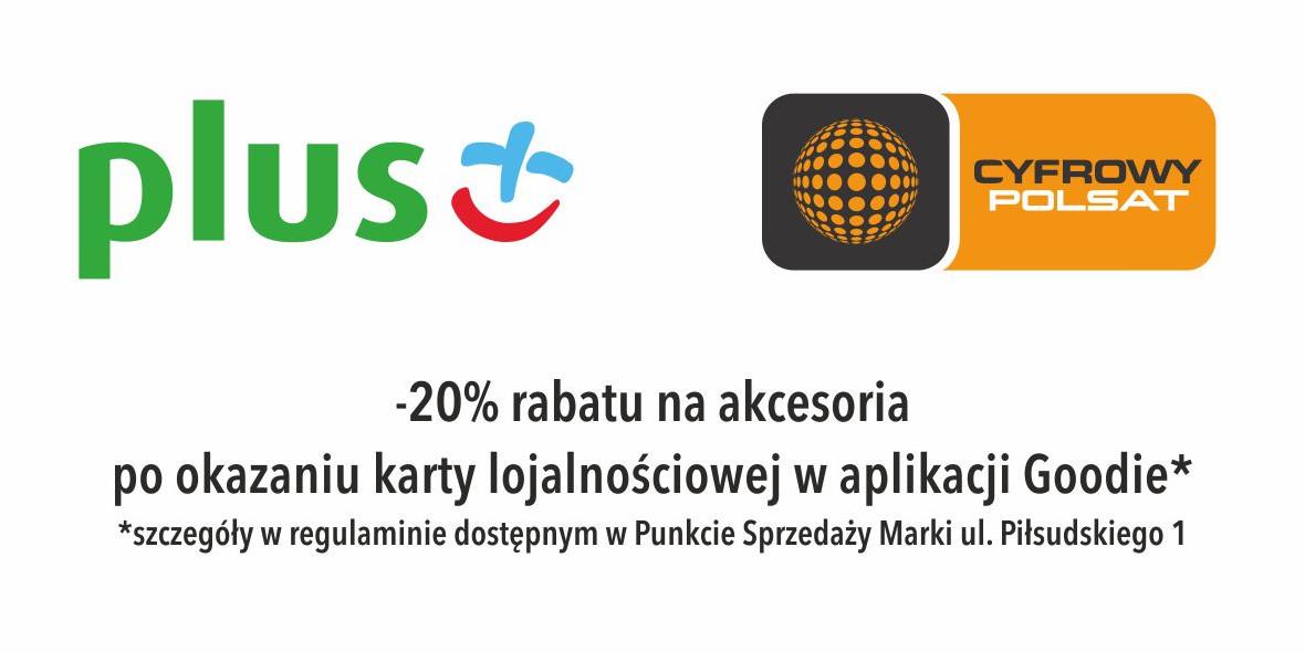 Cyfrowy Polsat: -20% na akcesoria 01.01.0001