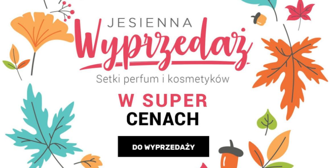 Elnino Parfum: Do -75% na jesiennej wyprzedaży 15.09.2021