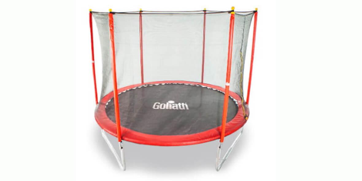 na trampolinę Premium Goliath