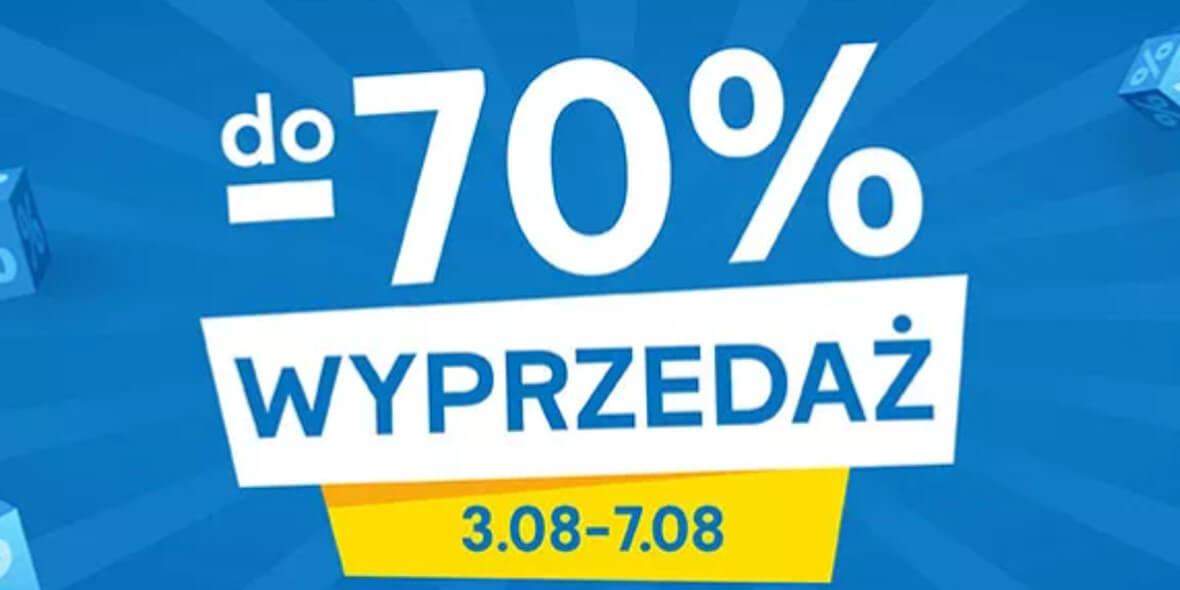 Castorama: Do -70% na wyprzedaży 03.08.2021