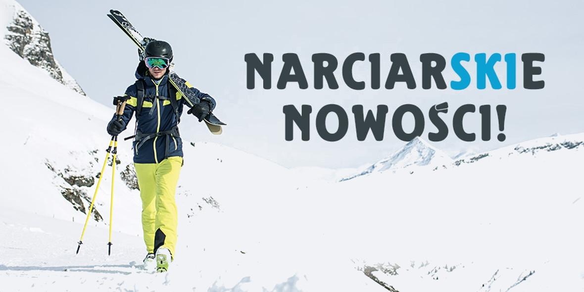 na kolekcję narciarską