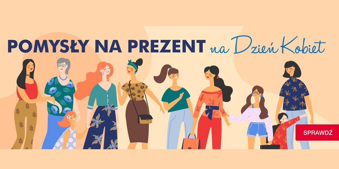 Super-Pharm:  Pomysły na prezent na Dzień Kobiet 24.02.2021