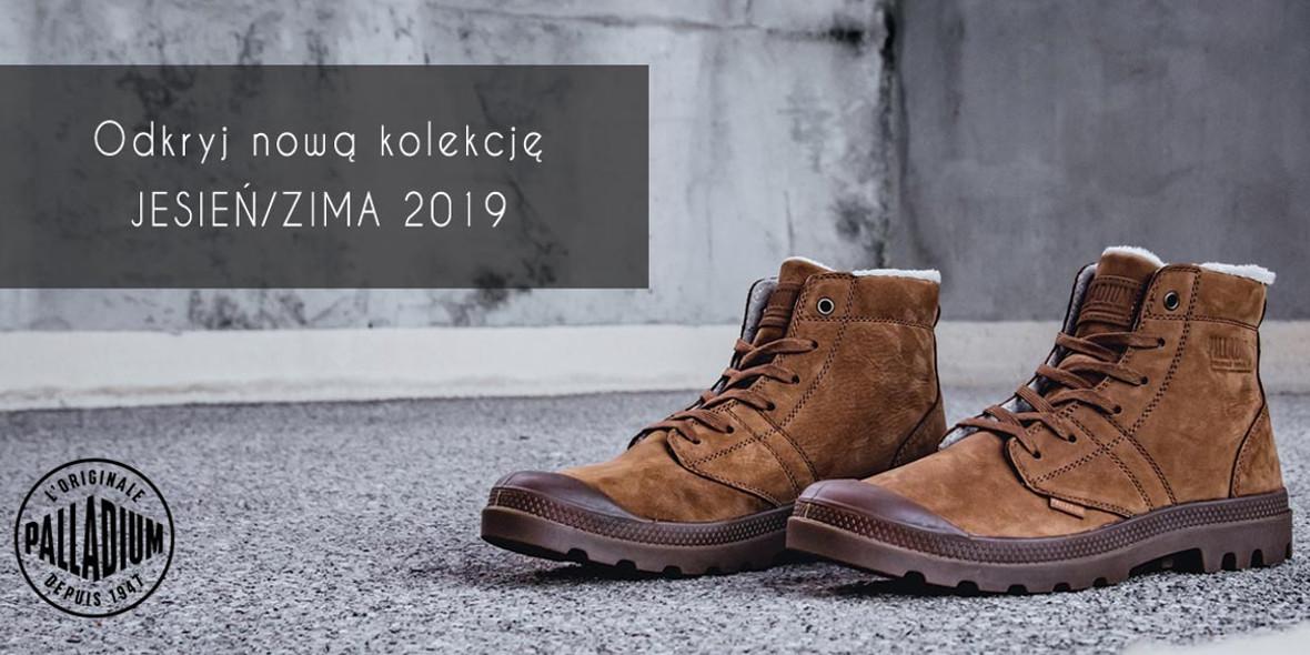 Odkryj nową kolekcję jesień/zima 2019