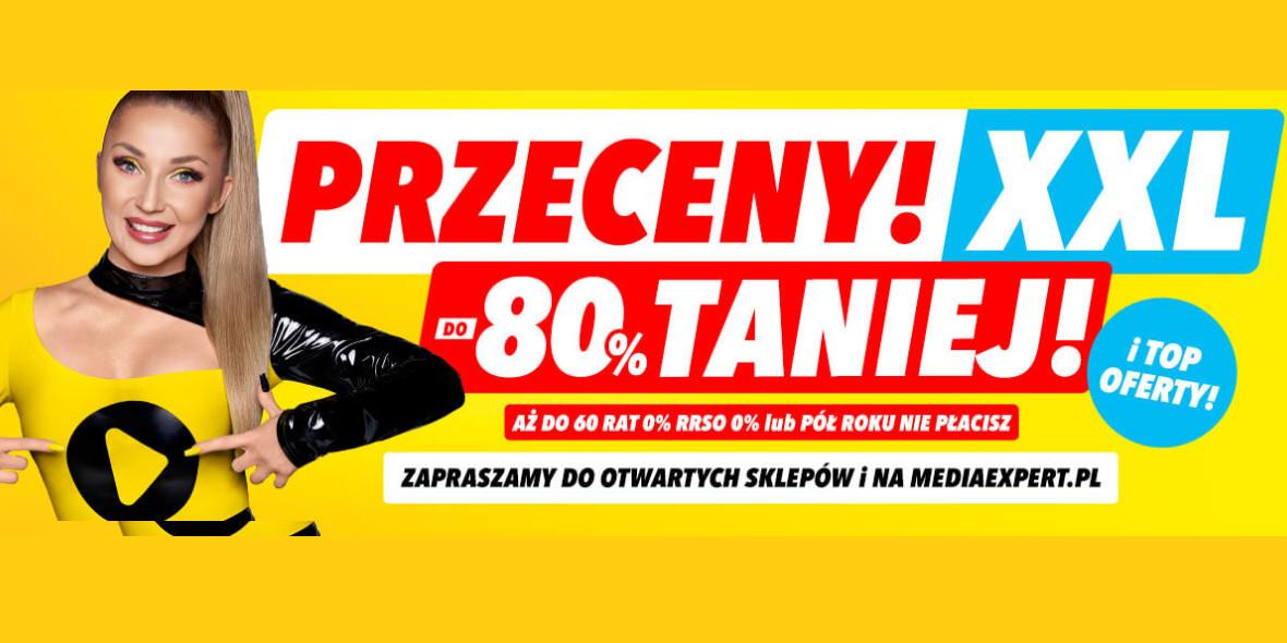 Media Expert:  Do -80% na wybrane produkty 16.04.2021