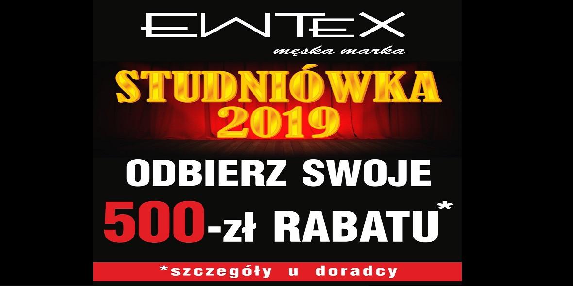 """za kolekcję """"Studniówka 2019"""""""