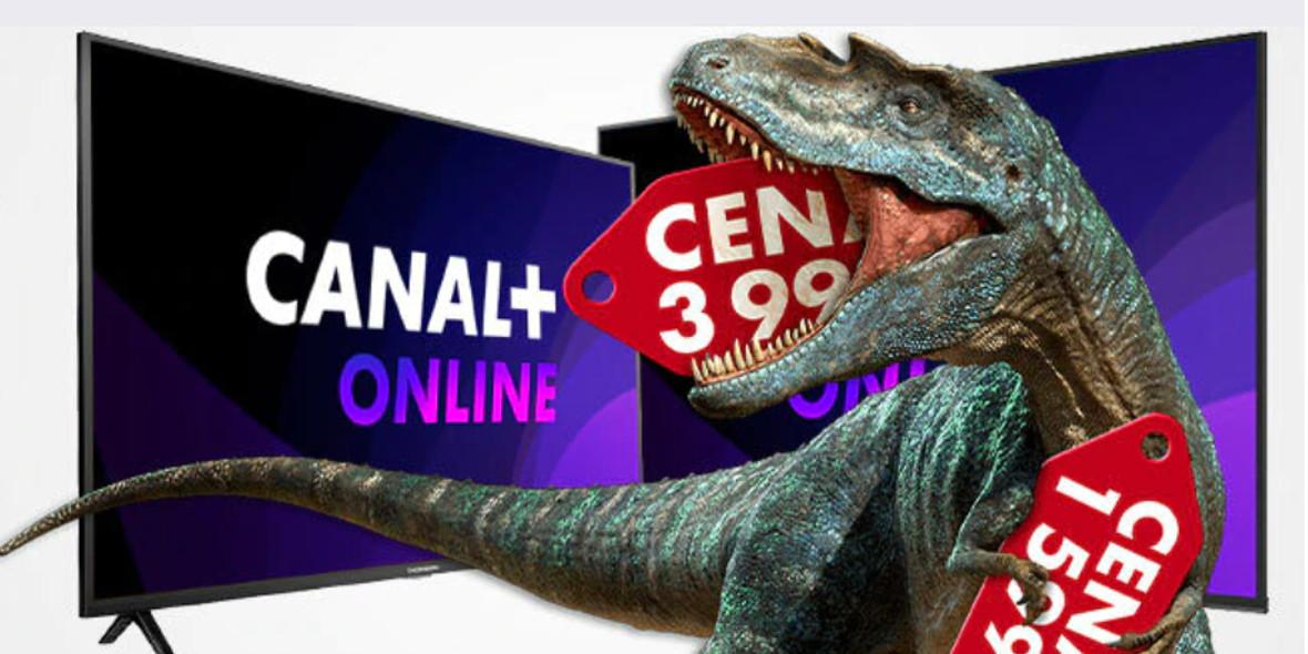 Vobis: Do -15% na telewizory i CANAL+ online gratis 07.10.2021