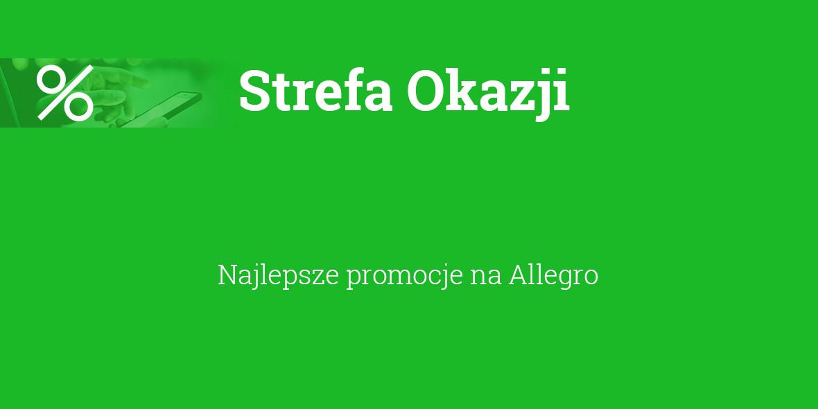 Allegro:  Strefa Okazji na Allegro! 18.09.2021