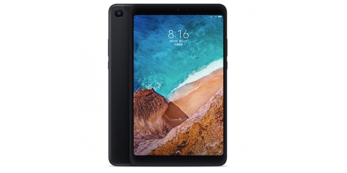 na tablet Xiaomi Mi Pad 4