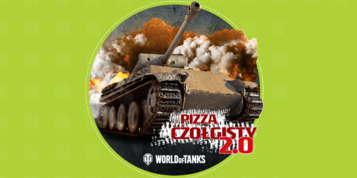 Da Grasso:  Posiłki nadciągają – Pizza Czołgisty 2.0! 01.01.0001