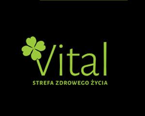 Logo Vital Strefa Zdrowego Życia