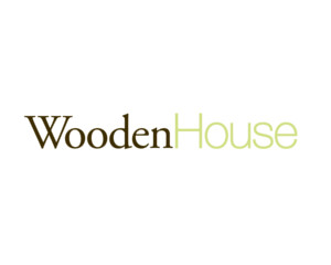 Logo Wooden House