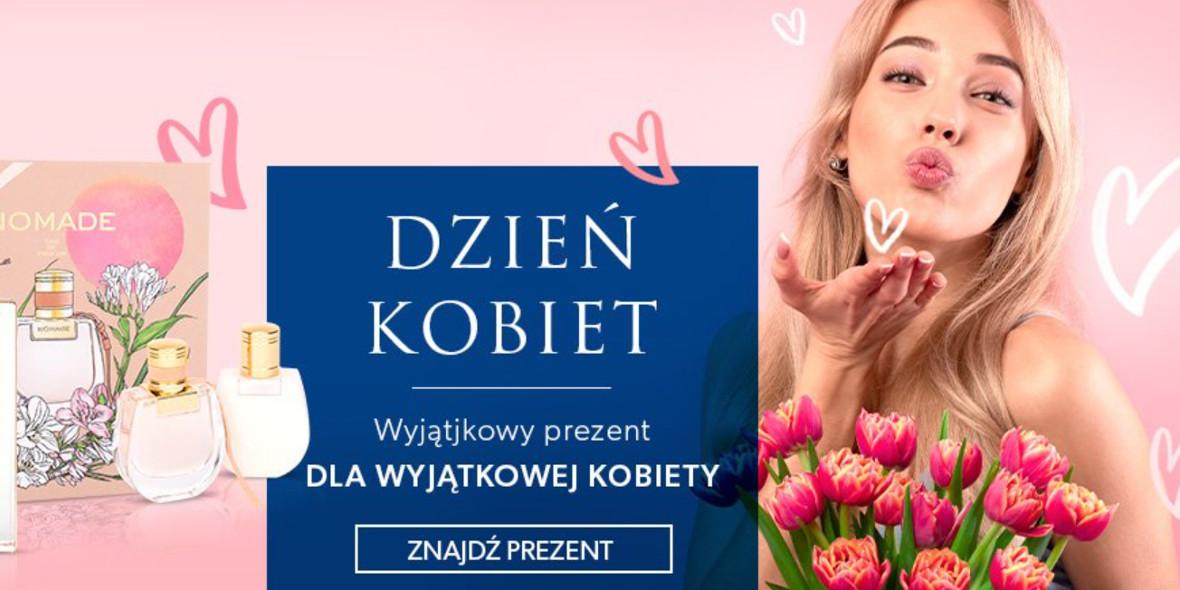 e-Glamour: Do -75% z okazji Dnia Kobiet 23.02.2021