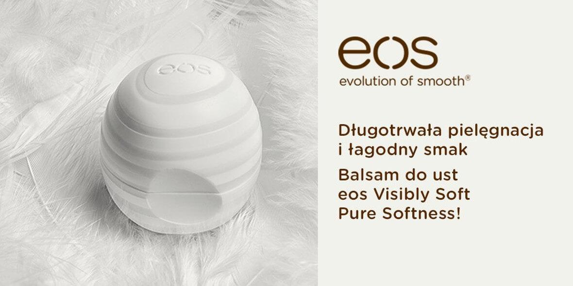 balsam do ust EOS Pure Softness