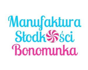 Logo Manufaktura Słodkości Bonominka