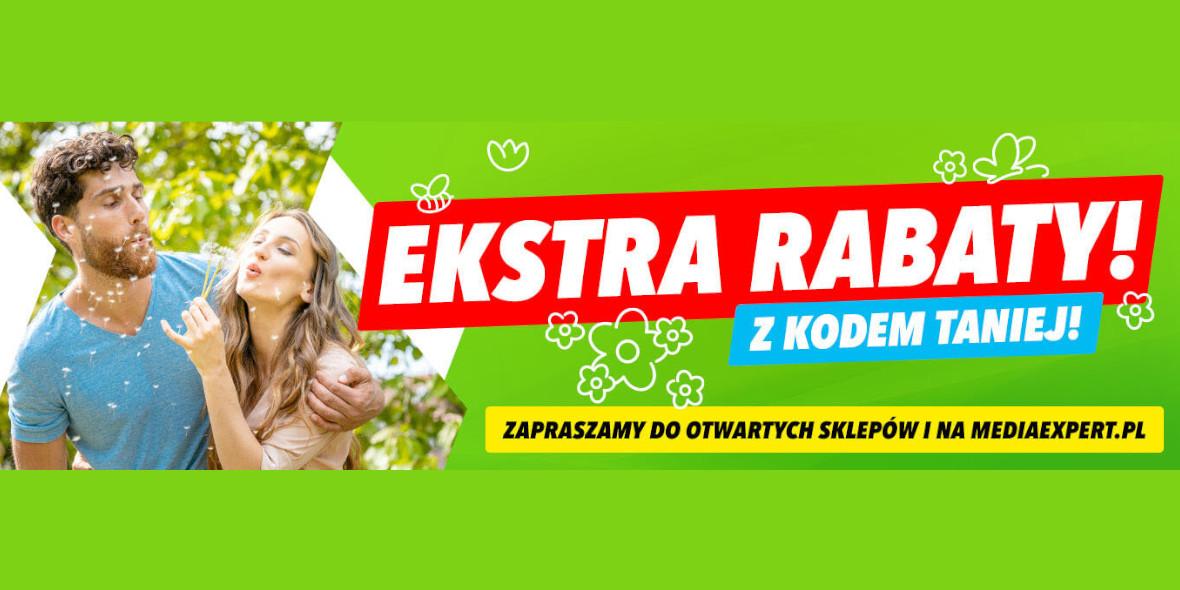 Media Expert:  Ekstra Rabaty 12.04.2021