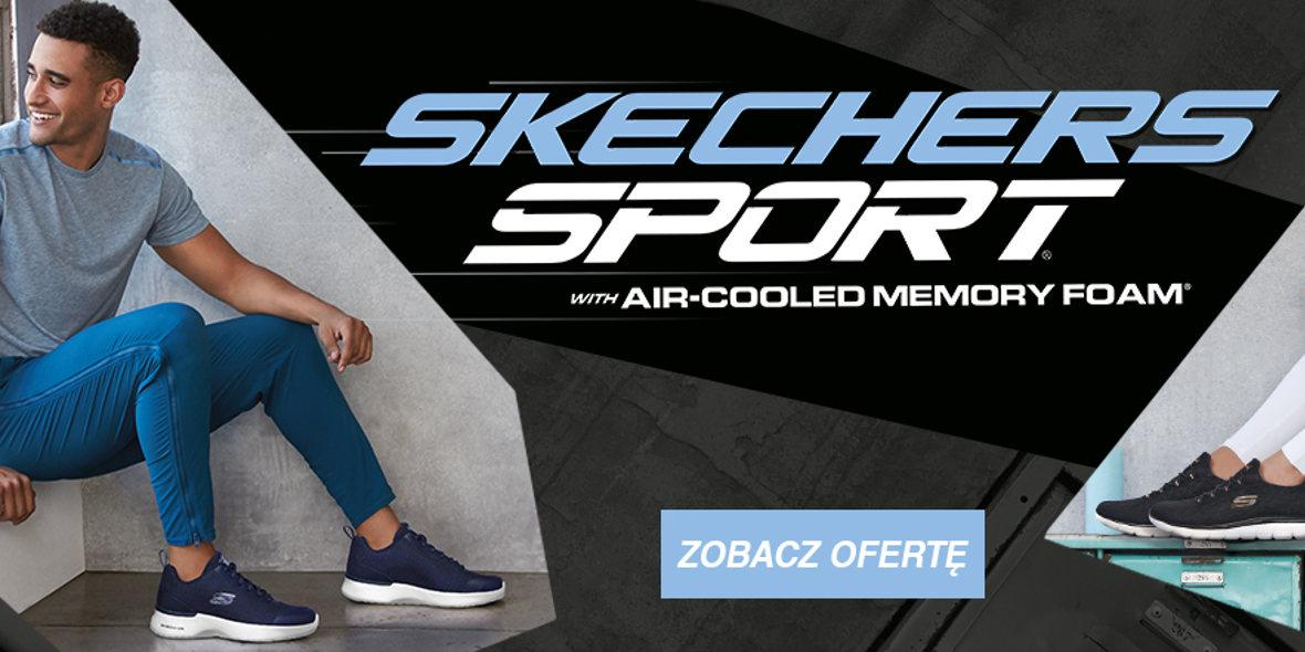 Go Sport: Do -50% na obuwie Skechers 07.06.2021