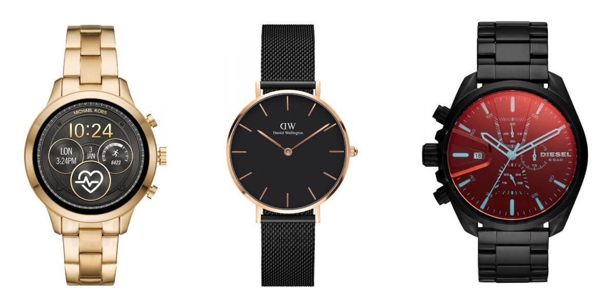 Swiss: -15% na wybrane zegarki  w CH Pogoria 07.03.2019