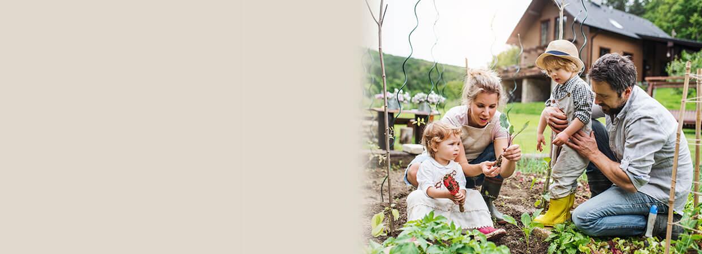 Zadbaj o balkon, taras lub ogród na wiosnę!