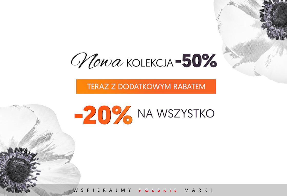 Nowa Kolekcja -50%