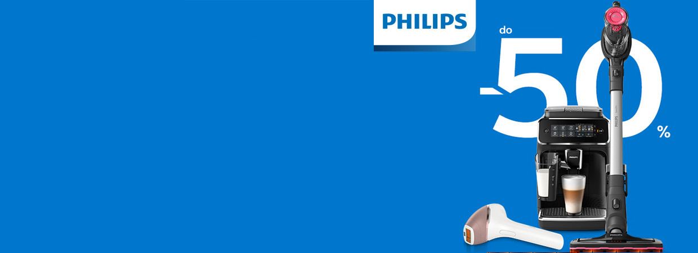Na Black Friday produkty Philips nawet za PÓŁ CENY!
