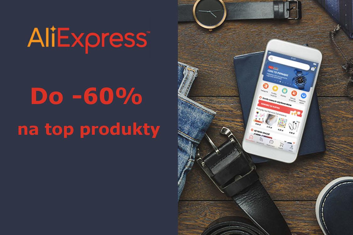 Do -60% na top produkty