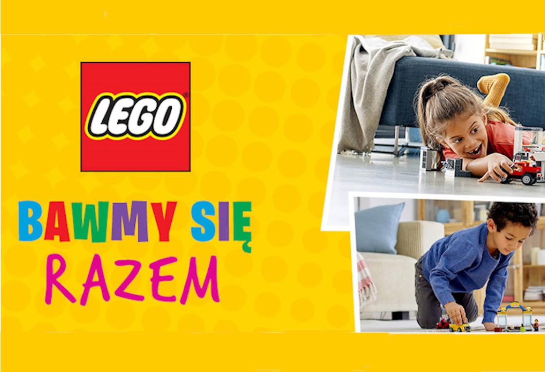 -20% na LEGO!