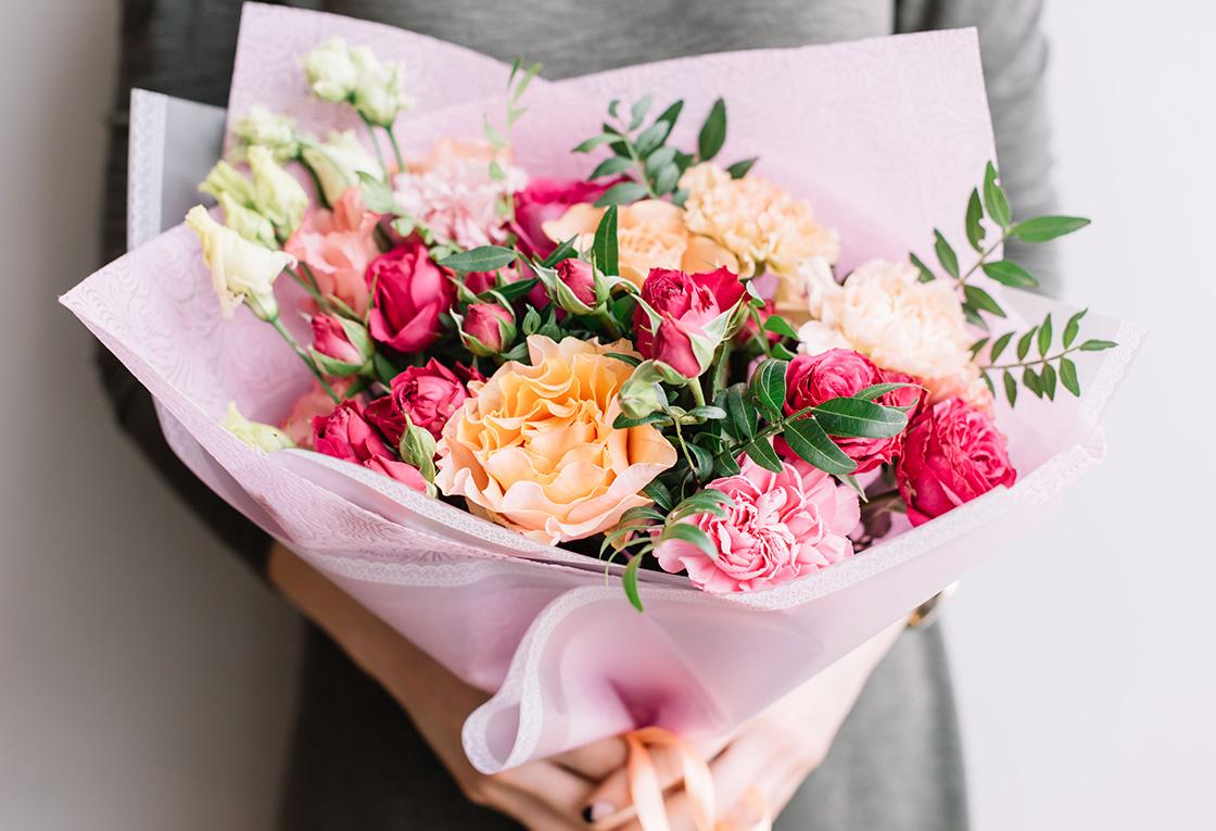 Wybierz dla Niej kwiaty