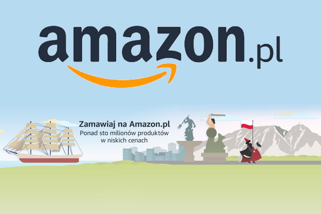 Amazon w Polsce!