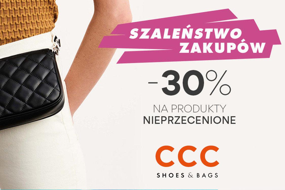 Szaleństwo Zakupów w CCC!