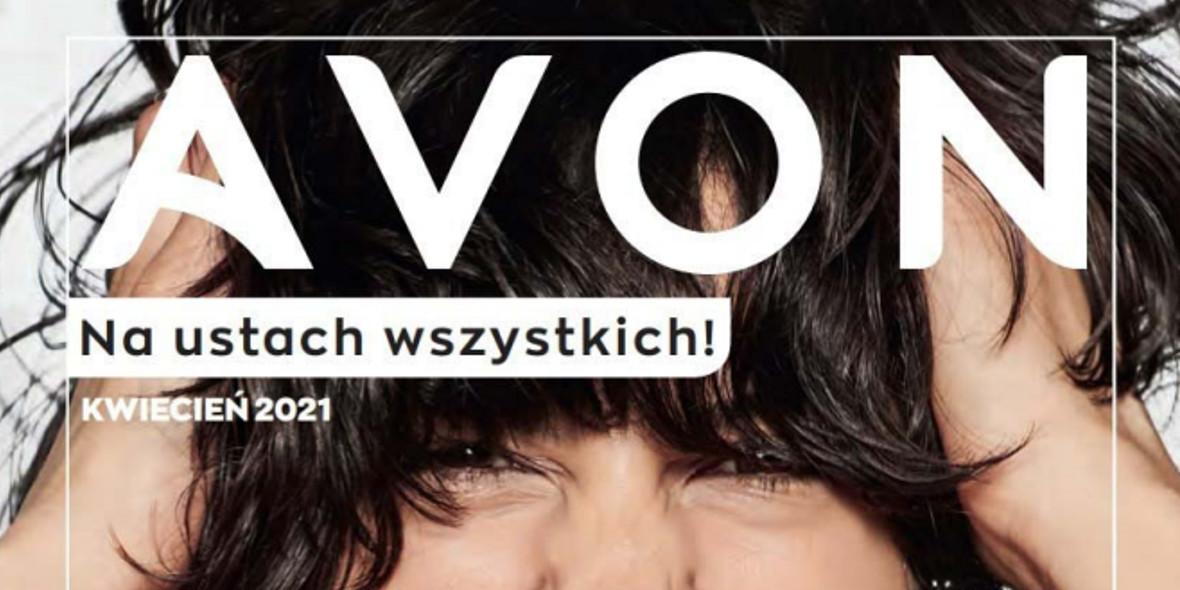 Avon: Katalog Kwiecień 2021 2021-04-01