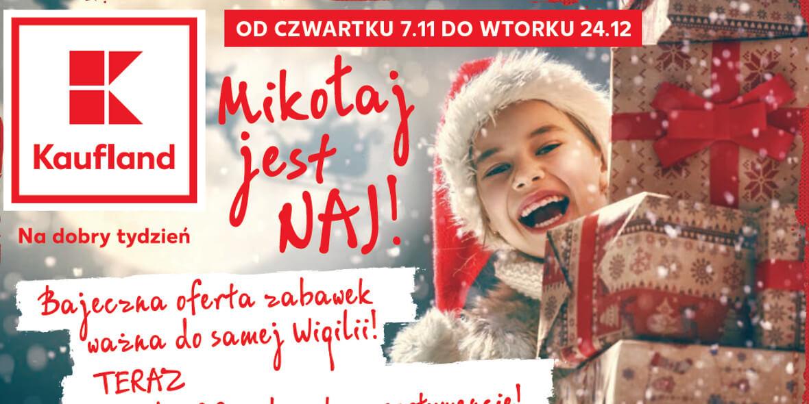 Mikołaj jest NAJ!