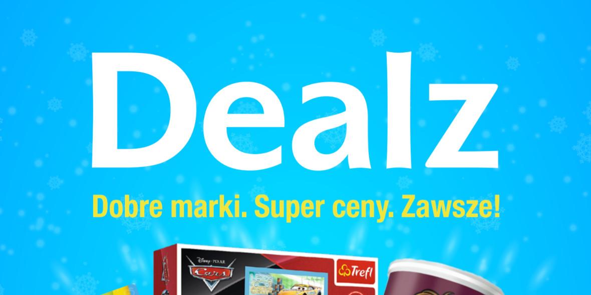 Dealz : Oferta handlowa 2021-01-09