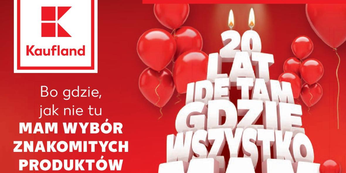 Kaufland: Gazetka Kaufland 7-20.10 2021-10-07