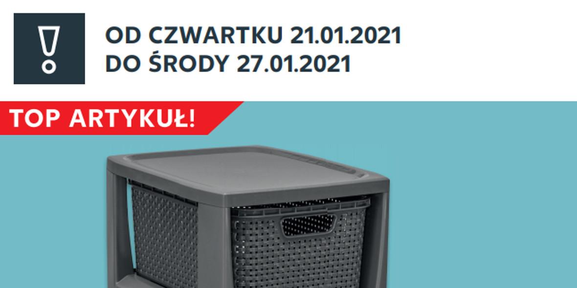 Kaufland: TOP ARTYKUŁ OD 21.01 2021-01-21