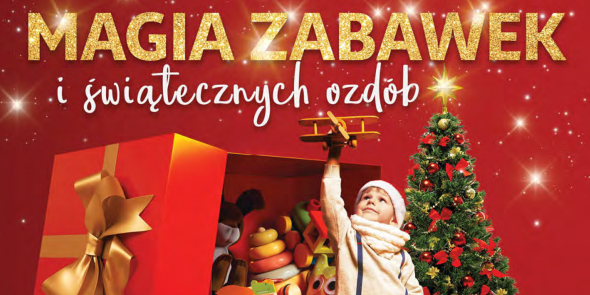 Magia zabawek i świątecznych ozdób