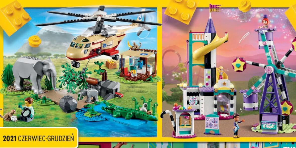 LEGO: Gazetka LEGO - katalog 2021-06-30