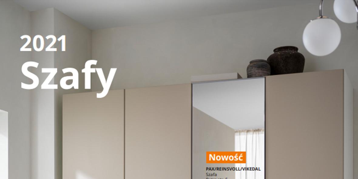 IKEA: SZAFY 2021 2021-01-13