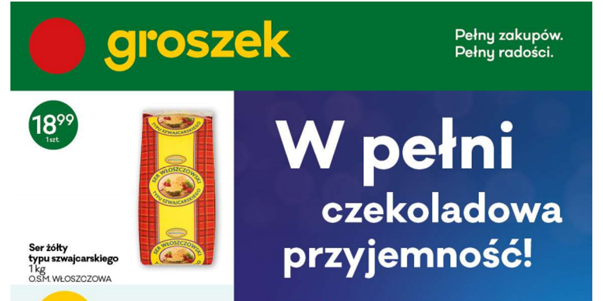 Groszek: Gazetka promocyjna 2021-02-18