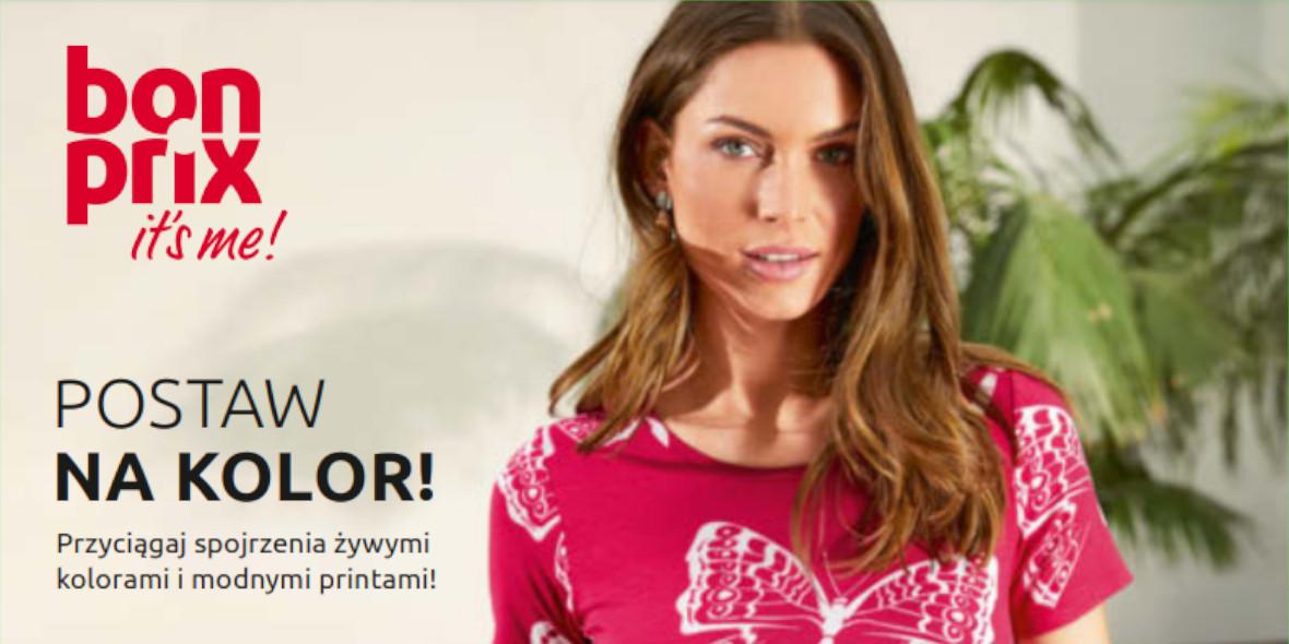 Bonprix: Katalog Bonprix Postaw na kolor 2021-05-26