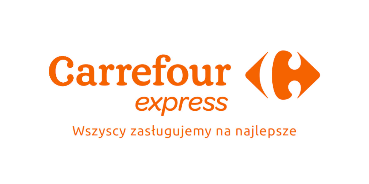 Carrefour Express: Gazetka Express Pomarańczowa 2021-02-23