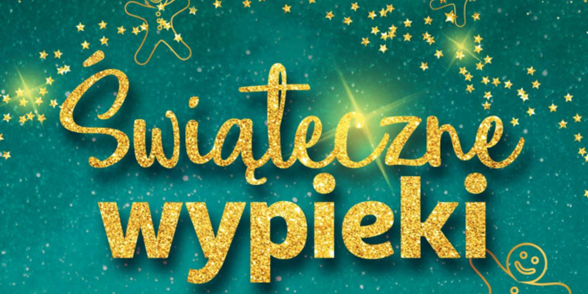 Auchan: Świąteczne wypieki Hipermarkety 2020-11-16