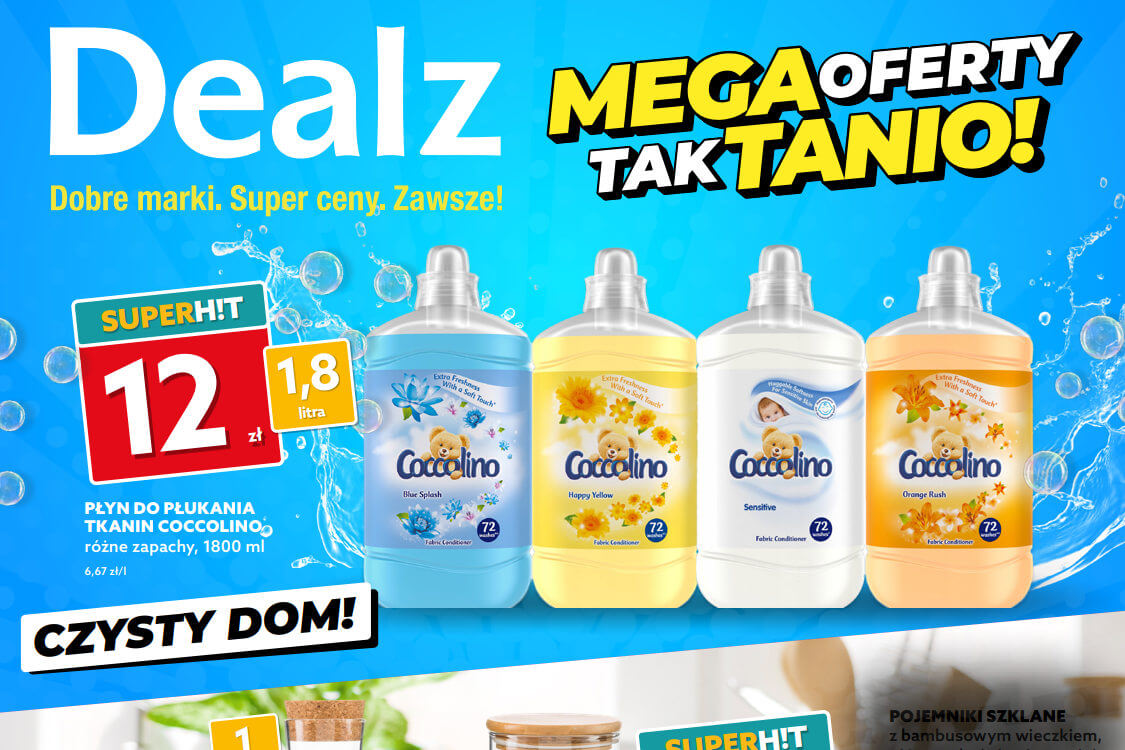 Dealz : Mega oferta 2021-01-07