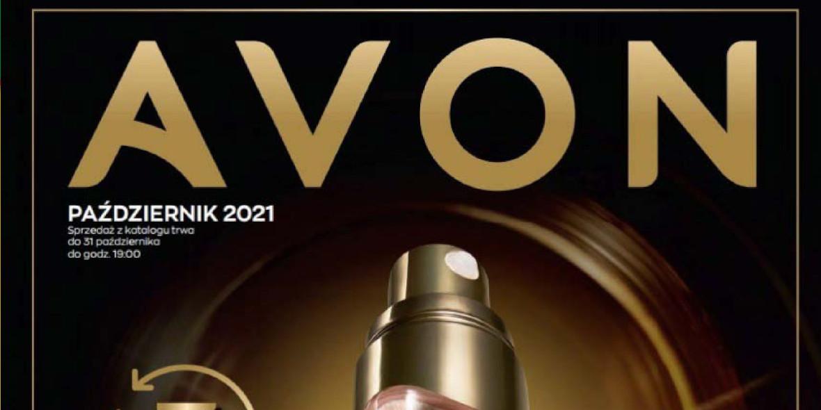Avon: Katalog Avon - Wrzesień/Październik 2021-08-17